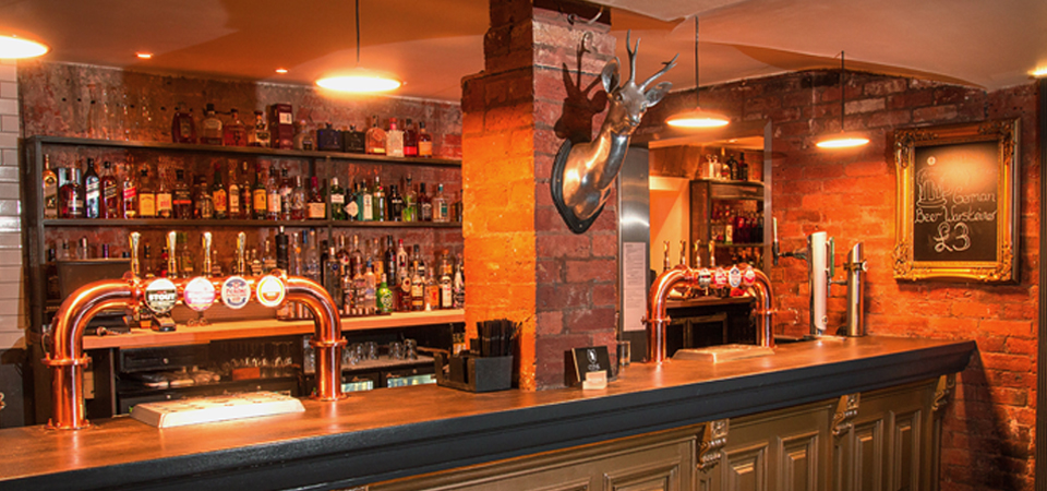 Clink Bar are website